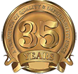 Celebrating 35 Years of service in South Florida